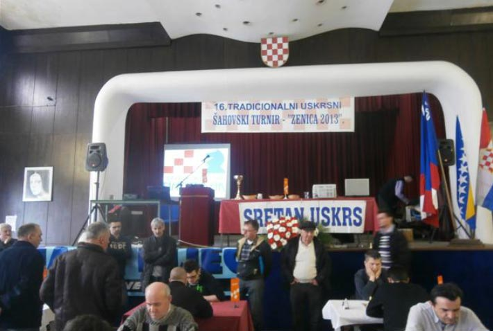 Uskrsnji Turnir Zenica