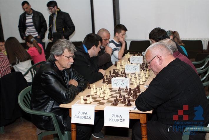 1. Šahovski Turnir Zeničkih župa