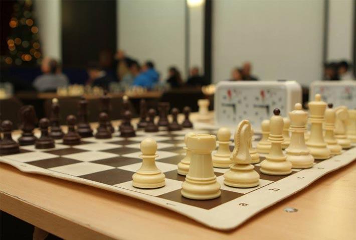 Održan Prvi Božićni šahovski Turnir